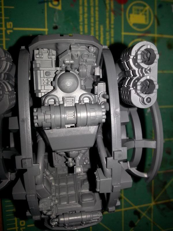 Spamus' Imperial Knight Project 20140429_174207