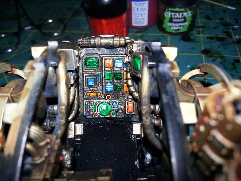 Spamus' Imperial Knight Project 20140507_132443
