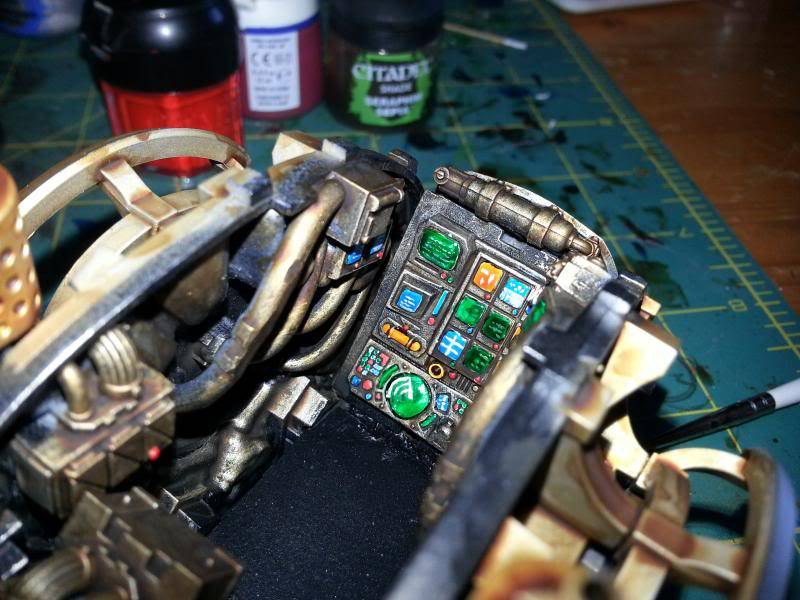 Spamus' Imperial Knight Project 20140507_132452