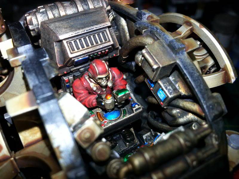 Spamus' Imperial Knight Project 20140516_222406