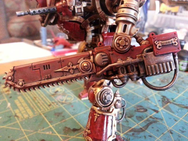 Spamus' Imperial Knight Project 20140526_174052