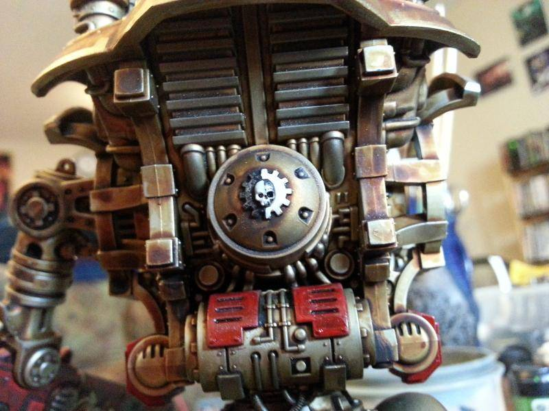 Spamus' Imperial Knight Project 20140526_174244