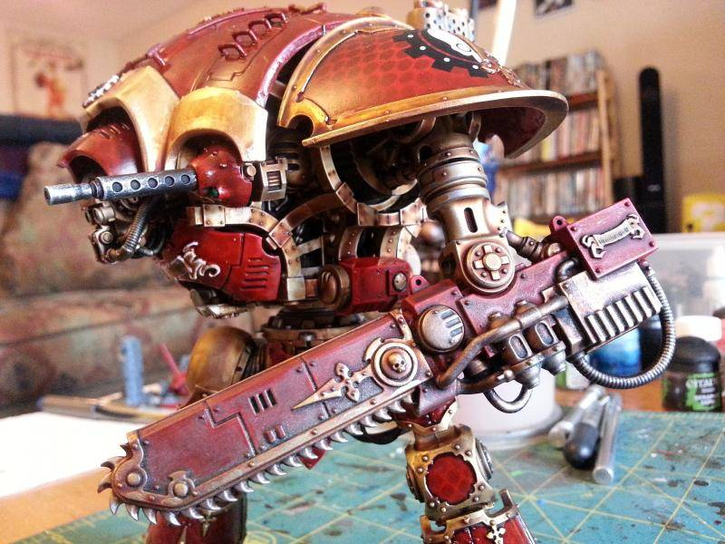 Spamus' Imperial Knight Project 20140526_174549