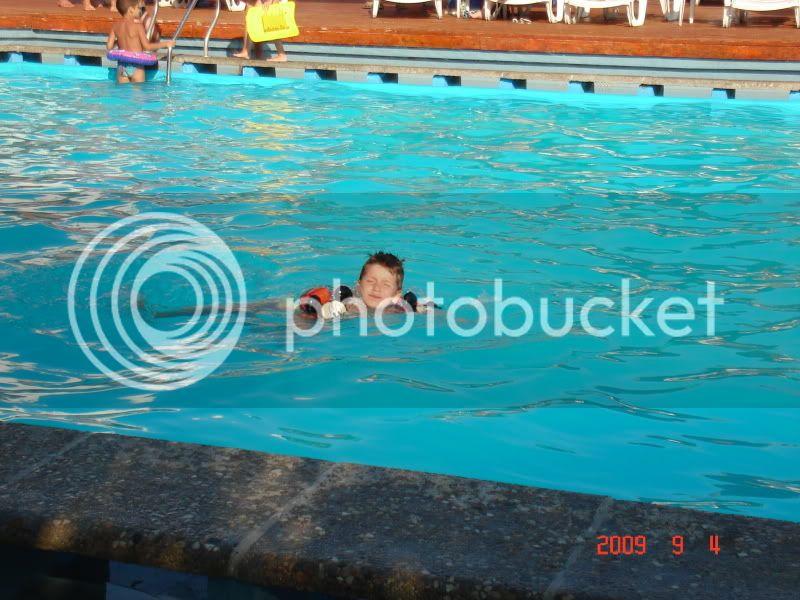 Necdet la piscina-2009
