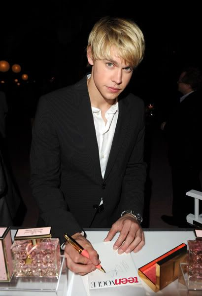 Chord at The 8th Annual Teen Vogue Young Hollywood Party   94636AM
