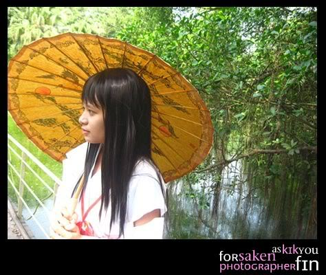 Kikyou Cosplay - By Chuối (aka Forsaken) 2h