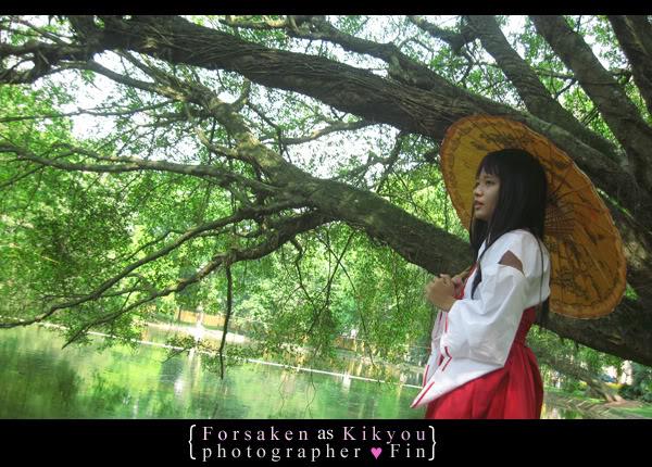 Kikyou Cosplay - By Chuối (aka Forsaken) 6copya