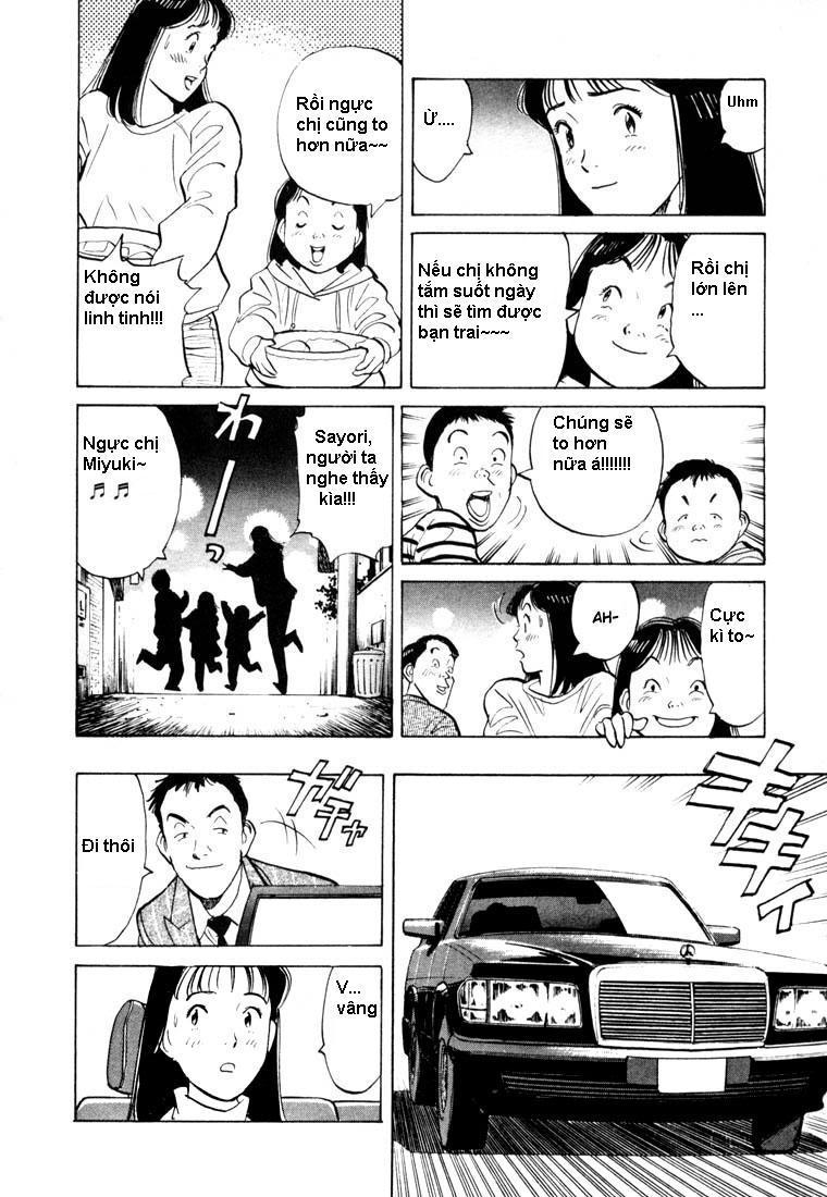 [Truyện dịch] Happy! {Update SET5!!!} Happy-Vol1-27