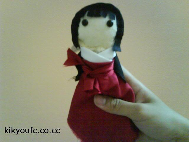 Kikyou's handmade Bb2