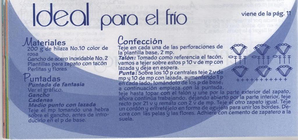 Único Patrón Para Botas De Ganchillo Galería - Manta de Tejer Patrón ...