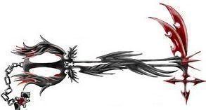 TimeSkp the Keyblade My_2nd_Keyblade__LastJudgement_by_F