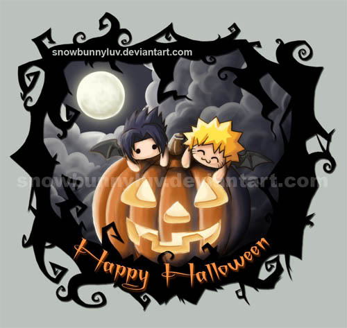 صور ناروتو ,,,,,, Naruto__Happy_Halloween_by_snowbunn