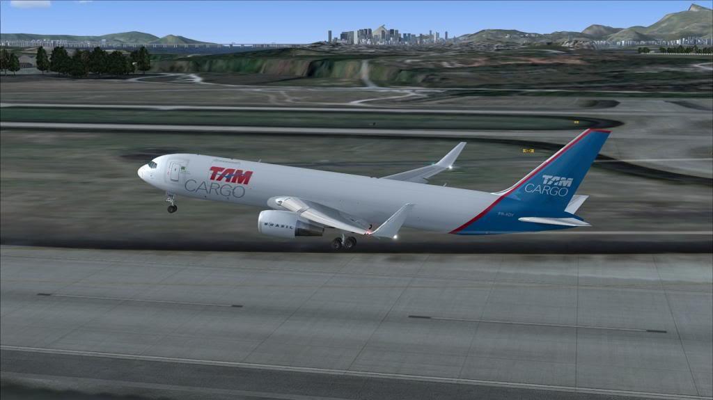 voo de SBGR para SBGL com 767 da level D TAM CARGO 11_zpsb43ce0b7