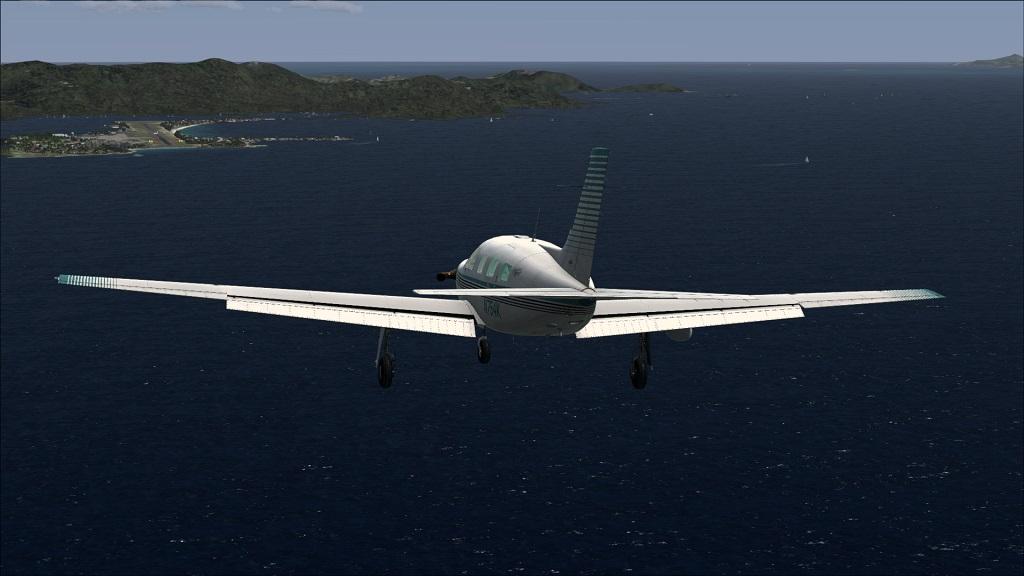 Voo TNCM com carenando Piper 46T Malibu 12_zpsac2cae62