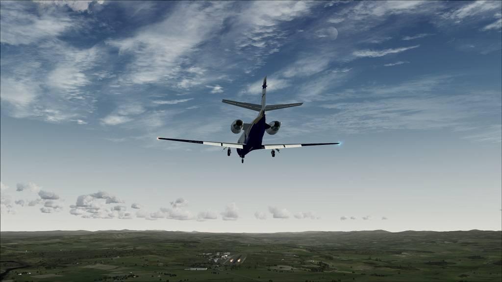 Voo Teste Aeronave free Citation Excel YMHB to YMLT na Tasmania 13_zps8d10b912