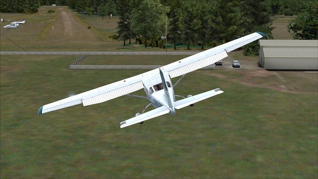 Voo VRF com CT206H da carenado usando FTX GLOBAL do aeroporto KMMV para um aeroporto pequeno USW52 da ORBX muito legal espero que gostem 14_zps66a48563