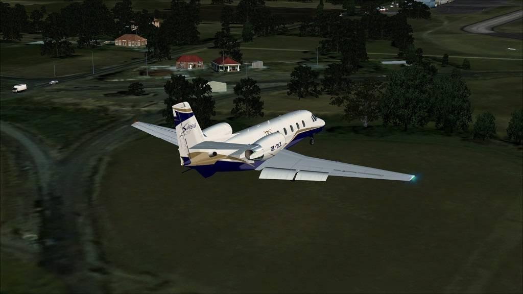 Voo Teste Aeronave free Citation Excel YMHB to YMLT na Tasmania 14_zps839630f4