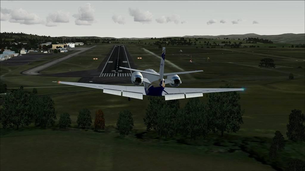 Voo Teste Aeronave free Citation Excel YMHB to YMLT na Tasmania 15_zpsa2964e7b