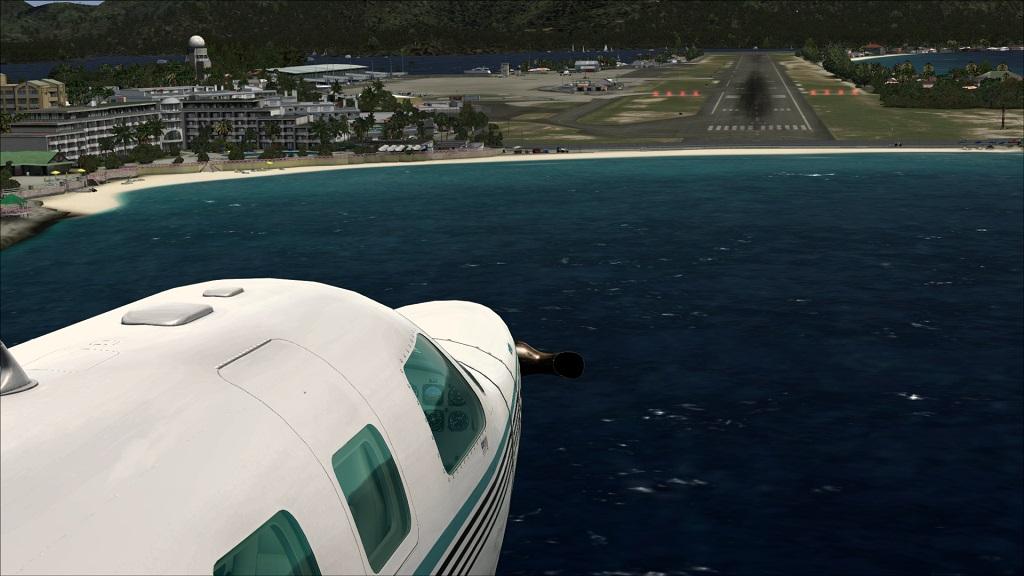 Voo TNCM com carenando Piper 46T Malibu 15_zpsca836ca8