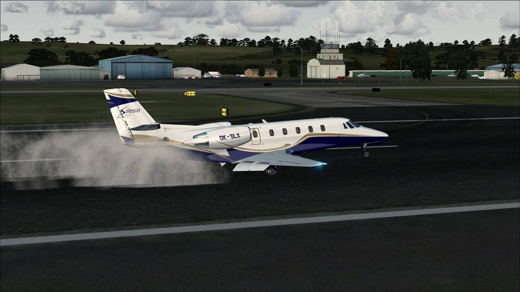 Voo Teste Aeronave free Citation Excel YMHB to YMLT na Tasmania 16_zps6576d594
