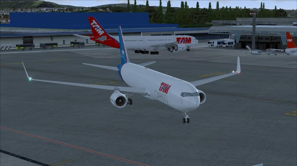 voo de SBGR para SBGL com 767 da level D TAM CARGO 1_zps291b767d