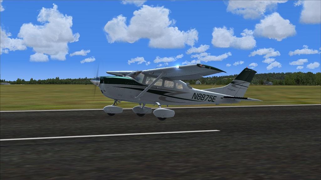 Voo VRF com CT206H da carenado usando FTX GLOBAL do aeroporto KMMV para um aeroporto pequeno USW52 da ORBX muito legal espero que gostem 1_zpsa2c5d5e4