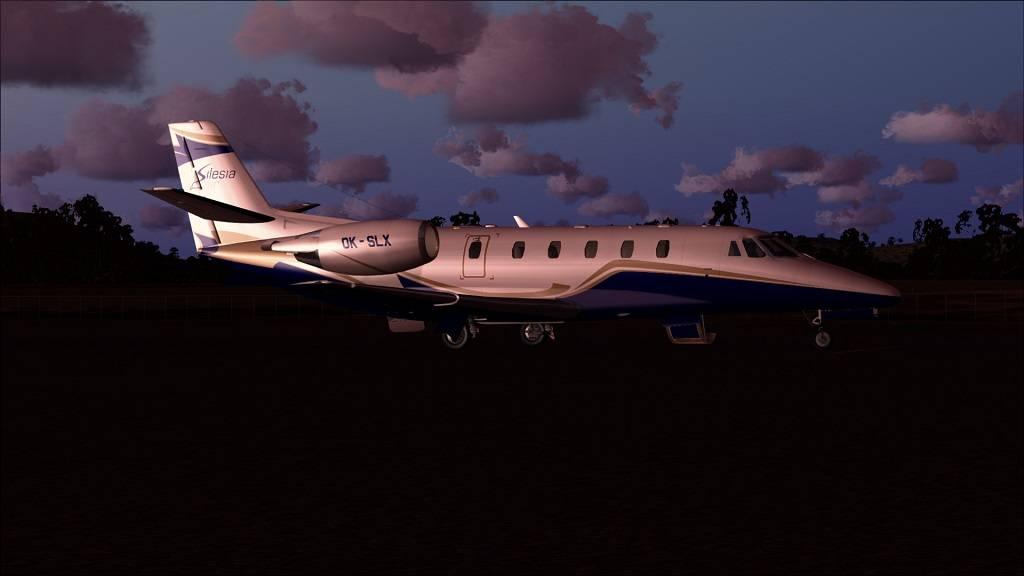 Voo Teste Aeronave free Citation Excel YMHB to YMLT na Tasmania 1_zpsa956aacc
