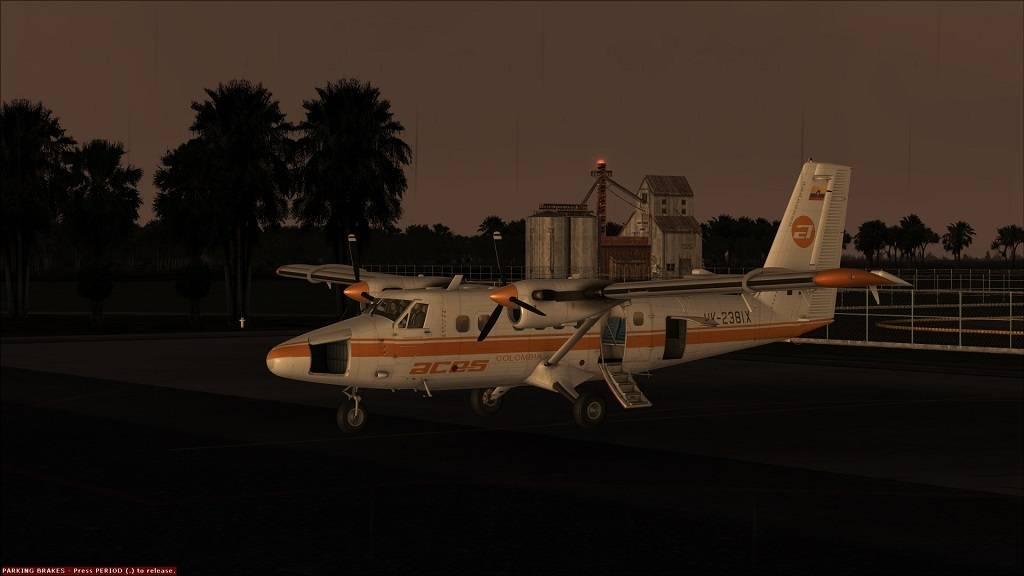 Twin Otter Extended Pane após decolagem Aeroporto MUVR Varedero Cuba 1_zpsojbfe6iy