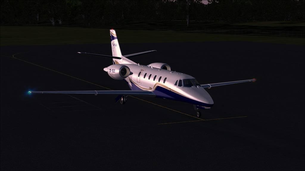 Voo Teste Aeronave free Citation Excel YMHB to YMLT na Tasmania 2_zps288f13f6