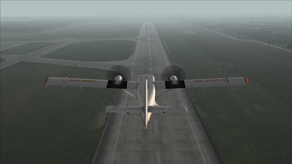 Twin Otter Extended Pane após decolagem Aeroporto MUVR Varedero Cuba 2_zps6ip5khrm