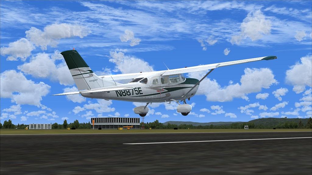 Voo VRF com CT206H da carenado usando FTX GLOBAL do aeroporto KMMV para um aeroporto pequeno USW52 da ORBX muito legal espero que gostem 2_zps8b274955