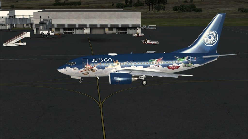 Skiathos X PMDG 737-600 2_zpsfadoogml