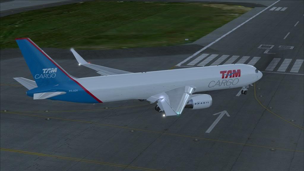 voo de SBGR para SBGL com 767 da level D TAM CARGO 3_zps3d9e4d52