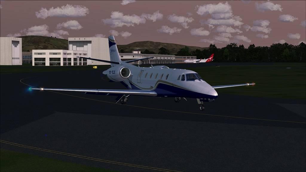 Voo Teste Aeronave free Citation Excel YMHB to YMLT na Tasmania 3_zps7e4d383c
