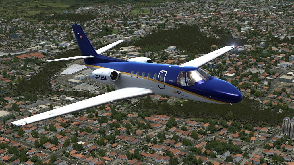Lançado Citation 550 da Carendo algumas Screenshots excelente aeronave, Coloquei agora fotos do painel 3_zps8174cb55