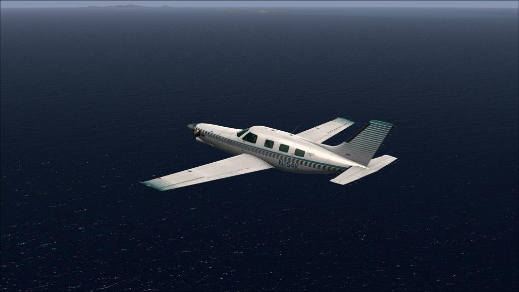 Voo TNCM com carenando Piper 46T Malibu 3_zpsd3d43960