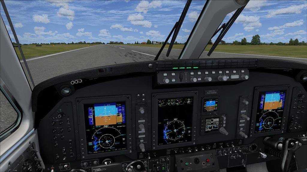 Carenado C90 GTX King Air 4_zps58woqr04