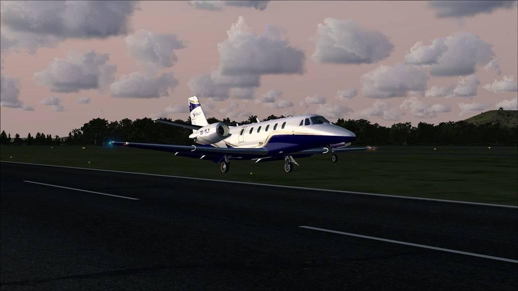 Voo Teste Aeronave free Citation Excel YMHB to YMLT na Tasmania 4_zpscd9ebaec