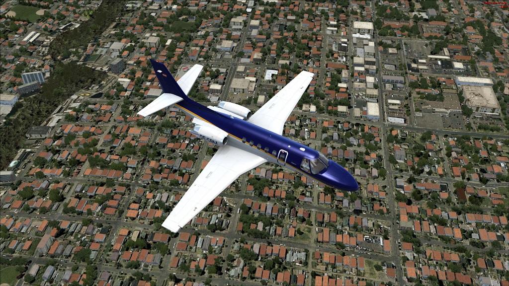 Lançado Citation 550 da Carendo algumas Screenshots excelente aeronave, Coloquei agora fotos do painel 4_zpscf69e90a