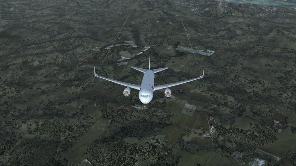 voo de SBGR para SBGL com 767 da level D TAM CARGO 5_zps02bcb16d