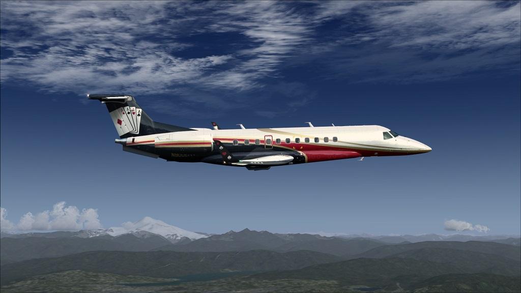 Legacy Project Opensky KORS to KBFI linda aeronave 5_zps4f4cd9e3