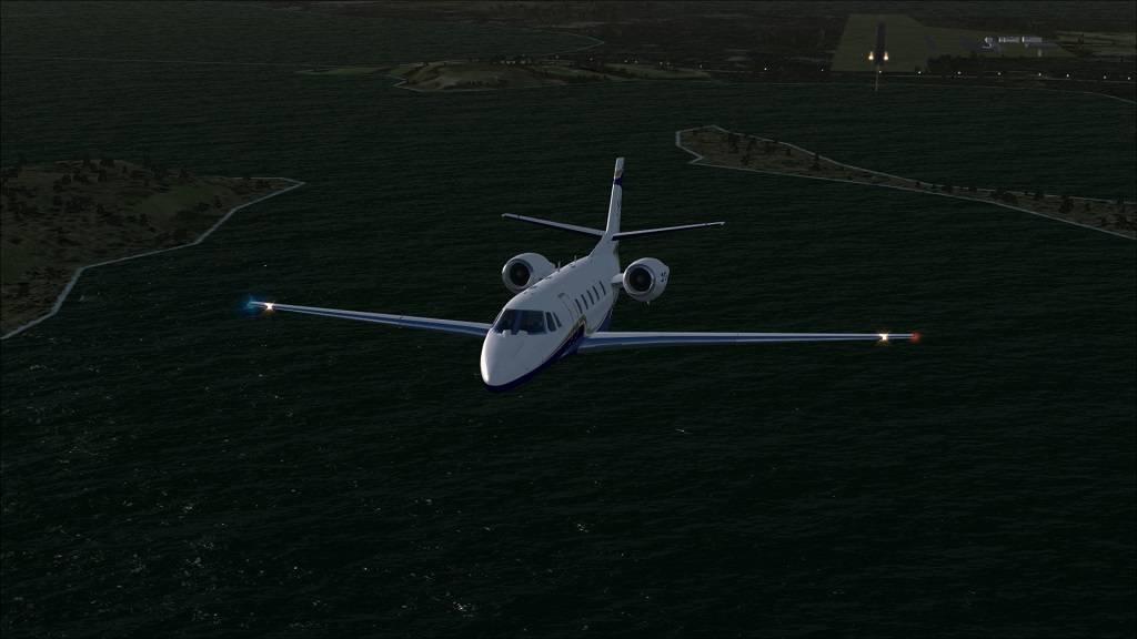 Voo Teste Aeronave free Citation Excel YMHB to YMLT na Tasmania 5_zpsac3dd92e
