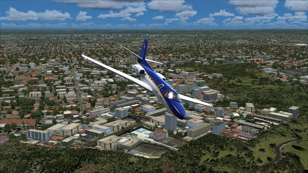 Lançado Citation 550 da Carendo algumas Screenshots excelente aeronave, Coloquei agora fotos do painel 6_zps3cc74305