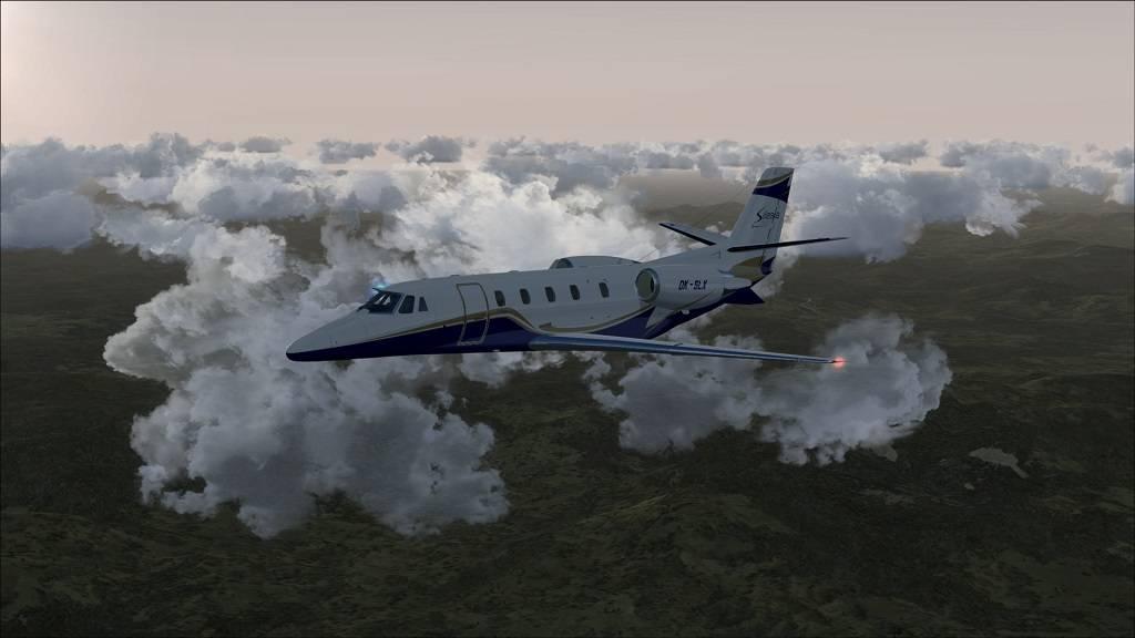 Voo Teste Aeronave free Citation Excel YMHB to YMLT na Tasmania 7_zps3ac1bcb1
