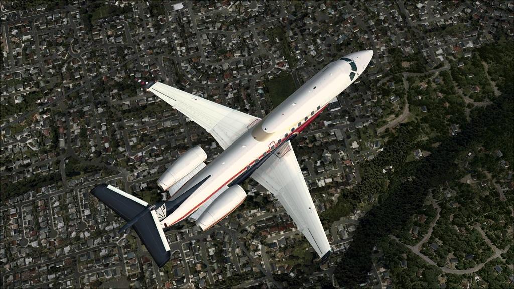 Legacy Project Opensky KORS to KBFI linda aeronave 8_zpsb8802804