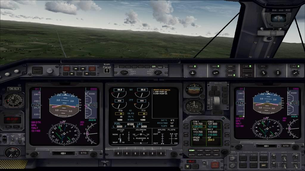 Voo Teste Aeronave free Citation Excel YMHB to YMLT na Tasmania 9_zpsef828b91