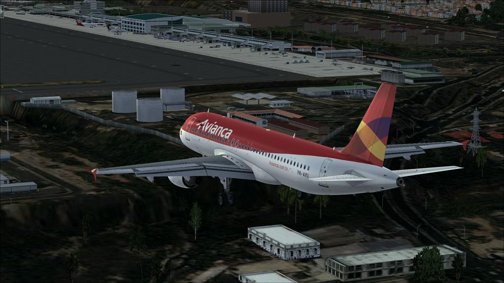 Avianca A320 um voo na Venezuela SVBC/SVMI OCE16_zps11ce3fc2