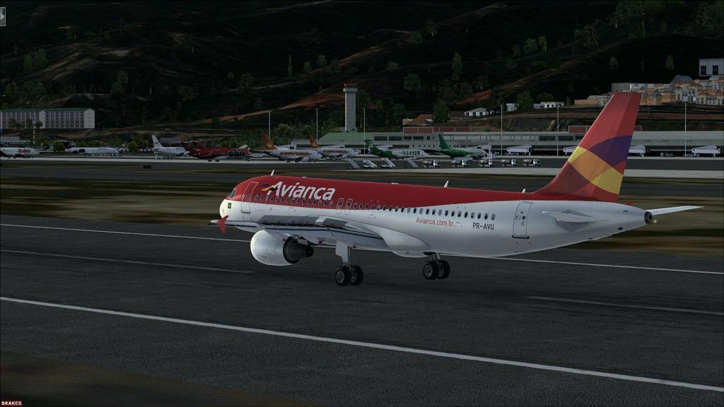 Avianca A320 um voo na Venezuela SVBC/SVMI OCE19_zps317a4f6f