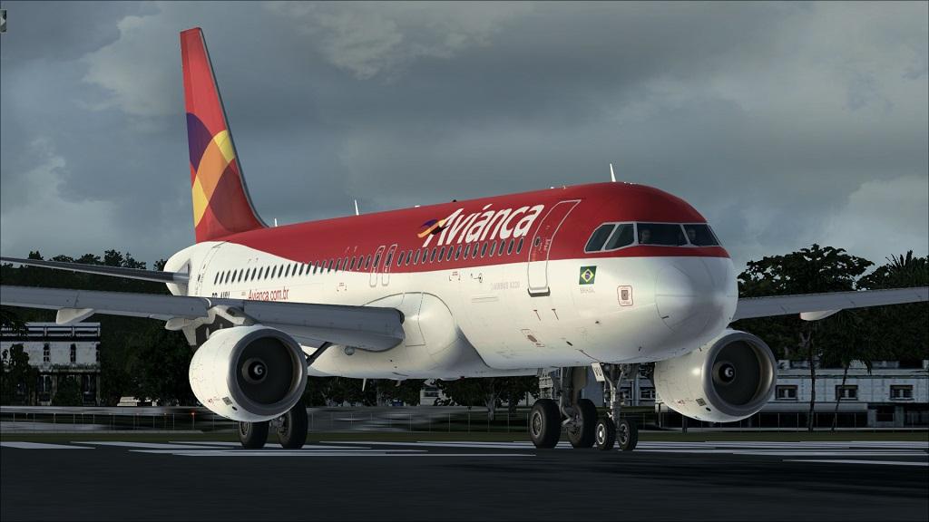 Avianca A320 um voo na Venezuela SVBC/SVMI OCE1_zps33364694