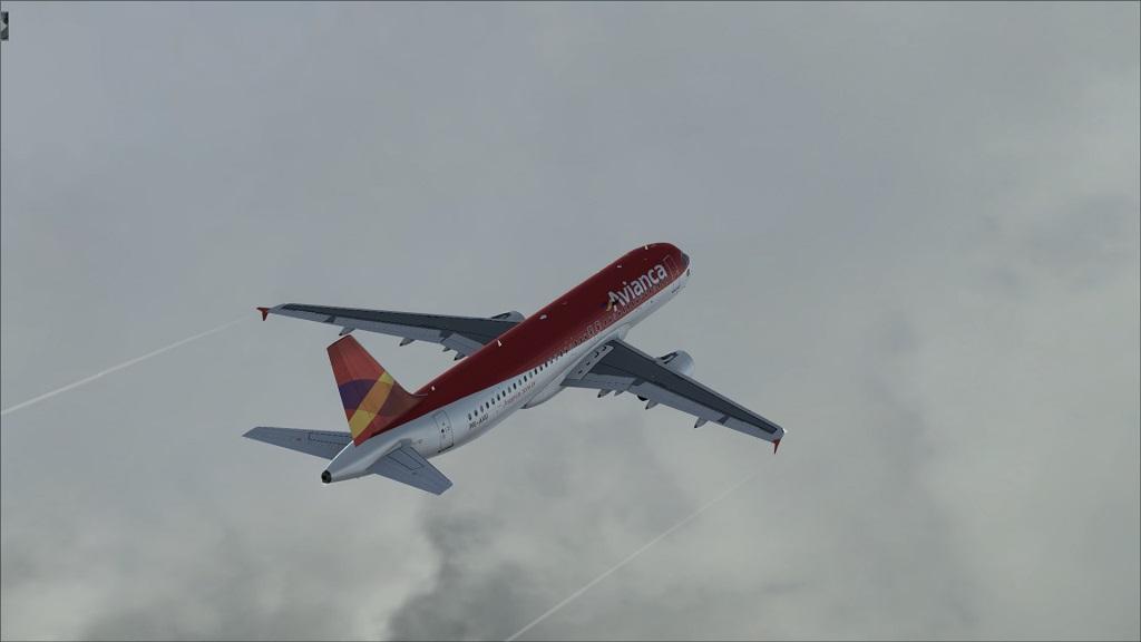Avianca A320 um voo na Venezuela SVBC/SVMI OCE4_zps0750ac79